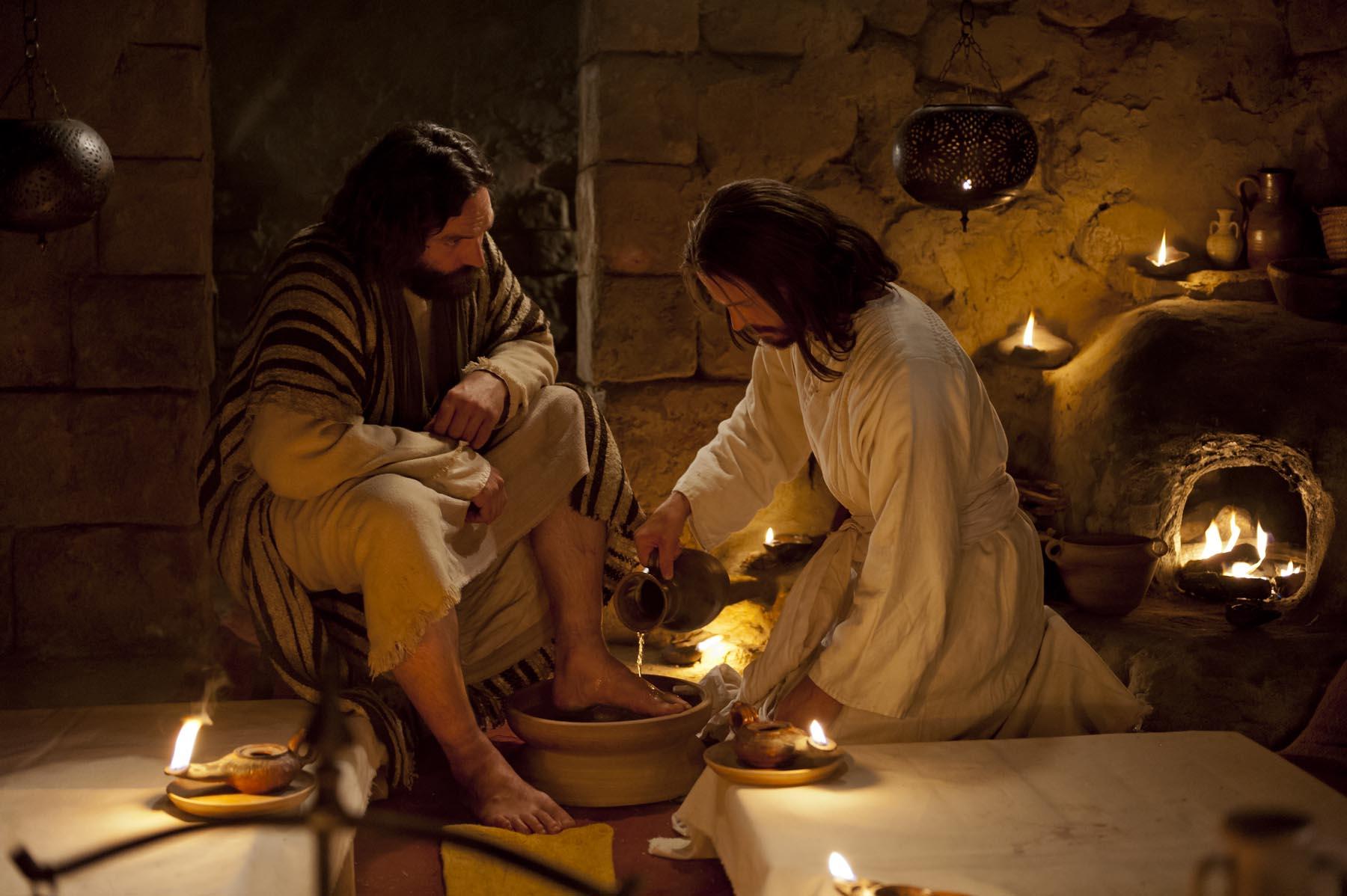 Jesús El Servidor